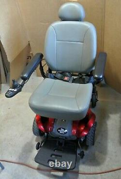 Jazzy Elite ES Pride Mobility TSS-300 Power Chair Wheelchair Scooter Store