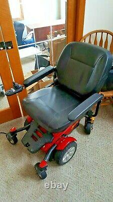 Jazzy Select 6 Powerchair