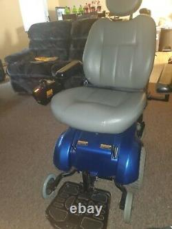Jet 3 pride mobility power chair