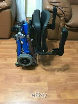 Luggie Compact Electric Folding Mobility Scooter Power Chair Freerider