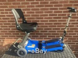 Luggie Compact Electric Folding Mobility Scooter Power Chair Freerider / No Batt