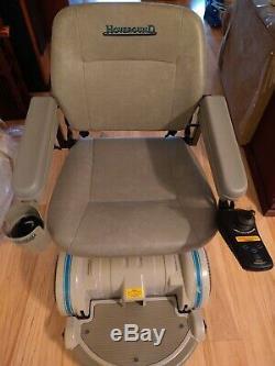 MVP5 HOVER ROUND Power Wheelchair