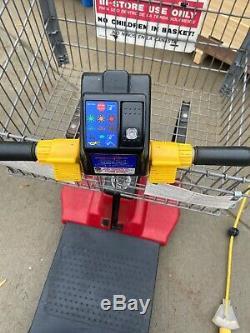 Mart Cart Motorized shopping electric cart
