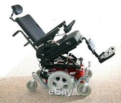 Mobility scooter power chair Quickie Pulse6 super nice mid wheel never used