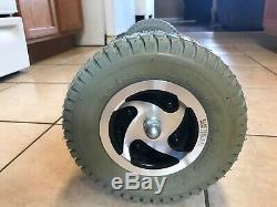 Motor and Transaxle And Brake Assy Wheels Rascal 600 Mobility Electric Scooter