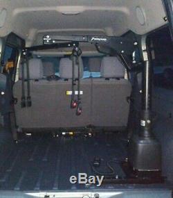 NICE Bruno VSL-6000 Curbsider Scooter Powerchair Van Wheelchair Lift Hoist 250lb