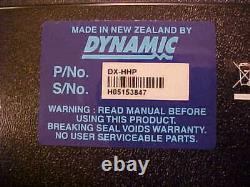 New DYNAMIC DX-HHP Scooter Power Chair Programmer + Dolphin adap +Flight adapt