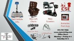 New DYNAMIC DX-HHP Scooter Power Chair Programmer Go Go Pride Merits Invacare