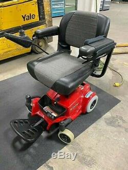 New Pride Mobility Zchair Z Chair Electric Wheelchair Scooter Powerchair 250lb