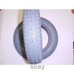 Pair of (2) Invacare Wheelchair M94 14 X 3 3.00 8 Solid Drive Tires new