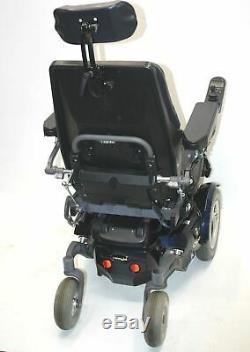 Permobil C300 Power Chair 18x19 Seat Tilt & Power Elevating Legs 18x19