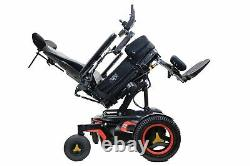 Permobil F3 Corpus Electric Wheelchair Tilt, Recline & Legs 19 x 20 Seat