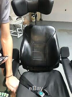 Permobil F3 Corpus Electric Wheelchair Tilt, Recline, leg lift and elevate 18x19