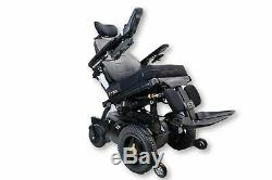 Permobil F3 Electric Wheelchair Tilt, Recline, & Power Legs 18x19 Seat