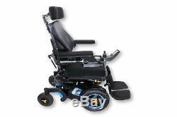 Permobil F3 Power Chair Tilt, Recline & Power Legs 18x18 Seat 5 Miles
