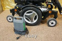 Permobil M300 Power Wheelchair Scooter Tilt, Power Seat & Leg Rests 1 MILE
