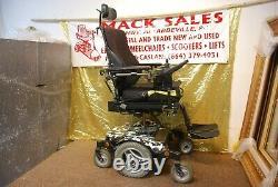 Permobil M300 Power Wheelchair Scooter Tilt, Recline, Power Seat/Leg