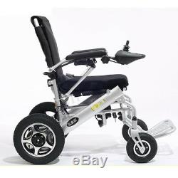 Portable Folding Electric Mobility Wheelchair Elderly Disabled Electric Scooter