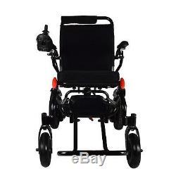 Power Chair Scooter Electric Wheelchair Folding Lightweight Best Power