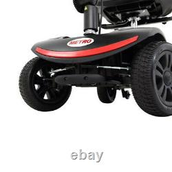 Power Scooter Lightweight Foldable Mobility Electric Wheelchair Automated 4Wheel
