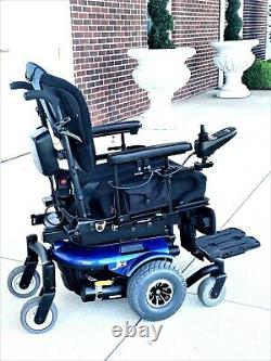 Power Wheelchair J6 By Jazzy Tilt Function Works Great Low Hours Excellent Chair