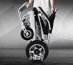 Power Wheelchairs Lightweight Electric Wheelchair Mobility Electric Scooter