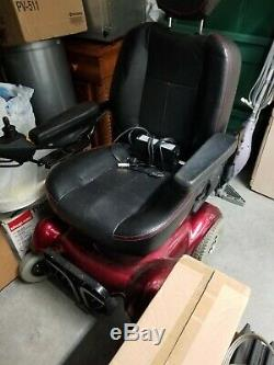 Power chair mobile