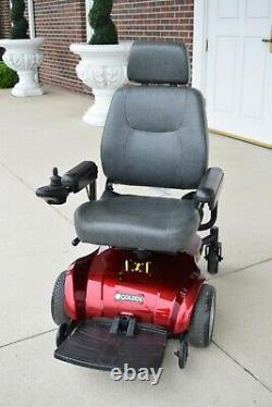 Power wheelchair Golden Alante DX nice with new batteries what a great chair