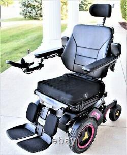Power wheelchair Permobil F-3 Corpus mint cond. Full tilt, recline, feet low miles