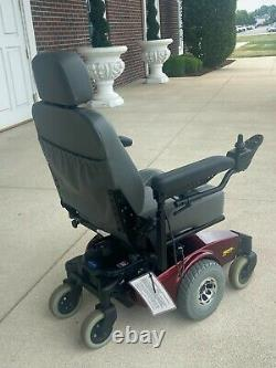 Power wheelchair Pronto M-51 by Invacare nice condition well taken care of