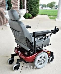 Power wheelchair Pronto M-91 by Invacare 400 pound rated bariatric superb cond