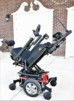 Power wheelchair Quantum 2.0 mint 1 hour never used ilevel compatable-Reduced