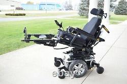 Power wheelchair Quantum edge 2.0 recline tilt feet lift good condition