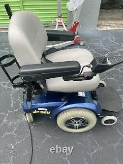 Pride Jazzy Select 14 Mobility Power Chair Wheelchair 300lb limit
