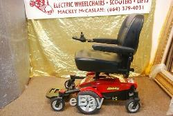 Pride Jazzy Select 6 Electric Power Wheelchair Scooter