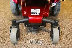 Pride Jazzy Select Electric Power Wheelchair Scooter