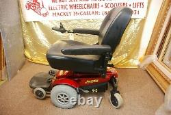 Pride Jazzy Select GT Electric Power Wheelchair Scooter