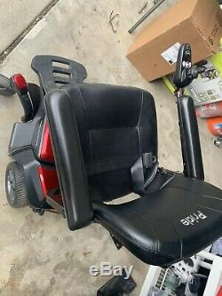 Pride Mobility Go Chair Power Chair