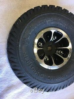 Pride Mobility J 6 Drive Tires