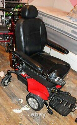 Pride Mobility TSS-300 Power Chair Wheelchair Scooter Store Barely Used