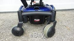 Pride Moblity J6 Power Chair 2017 (J6VA) Electric WheelChair Scooter (Jazzy)