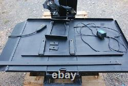 Pride Silver Star Electric Wheelchair Scooter Platform Lift 325 lb Capacity