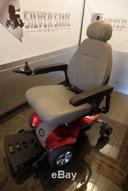 Pride TSS-300 Power Wheelchair The Scooter Store 19 x 19 Seat NEW COND