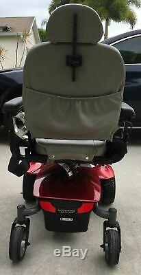 Pride TSS300 Power Chair Mobility Scooter NEW BATTERIES