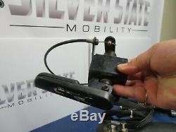 Pride mobility Quantum Blast LH/RH Motors DRVMOTR1190/89 Power Wheelchair #1381