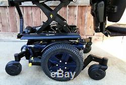 QUANTUM Q6 EDGE 2.0 ILEVEL SEAT LIFT POWER TILT RECLINE POWER LEGS 1miles