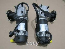 Quantum 1450 L And R Motors Drvasmb7120034 For Power Wheelchair