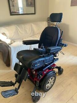 Quantum Edge 2 Mobility Wheelchair / Scooter