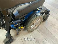 Quantum Edge Q6 Electric powered scooter wheelchair