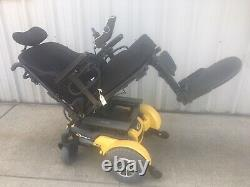 Quantum Power Chair 22 Seat Mobility Scooter Wheel Chair